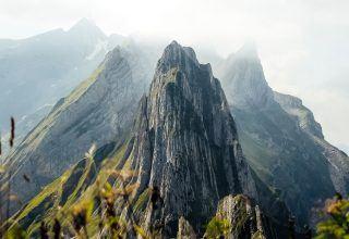 Dünyanın Tepesi : Alpler